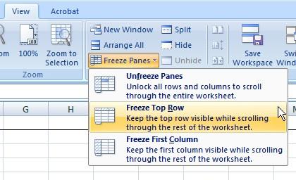 Excel Formatting- image 2