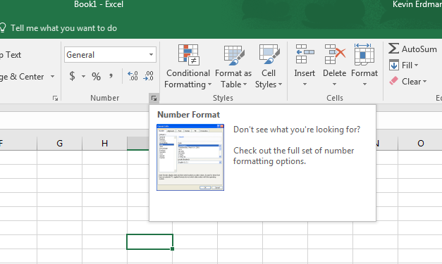 how to use excel on phone